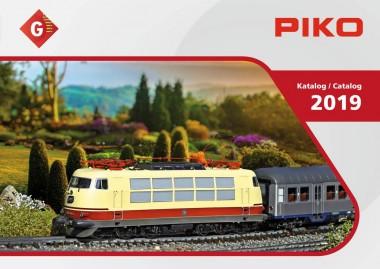 Piko 99709 G-Katalog-2019