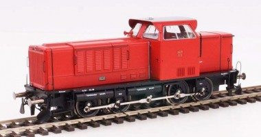Heljan HE10021521 HP13 Diesellok MaK 650D