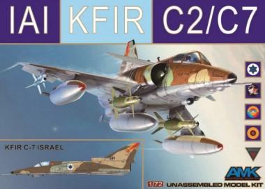 AMK 86002 IAI KFIR C2/C7
