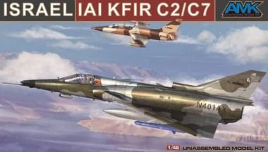 AMK 88001A IAI KFIR C2/C7 Israeli Air Force