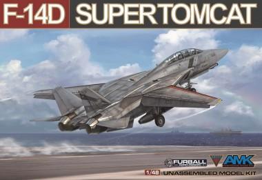 AMK 88007 Grumman F-14D Super Tomcat