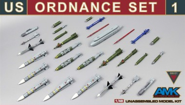 AMK 88E01 US Ordnance Set 1
