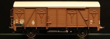 McK 0401 DSB gedeckter Güterwagen 2-achs Ep.3