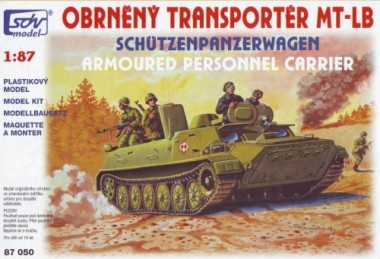 SDV model 87050 Schützenpanzer MT-LB