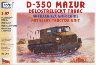 SDV model 87060 Mazur D-350 Artilleriezugmaschine