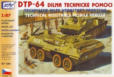SDV model 87124 Schützenpanzer DTP-64