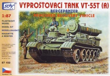 SDV model 87152 VT-55T Bergepanzer