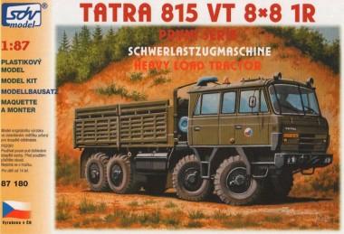 SDV model 87180 Tatra 815 VT 8x8 1R, 1. Serie