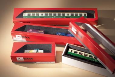 Auhagen 99302 Au-Boxen 230 x 60 x 50 mm