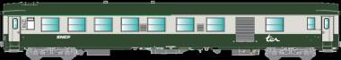 R37 HO42006 SNCF Halbgepäckwagen 2.Kl. Ep.4b