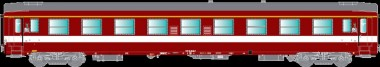 R37 HO42025 SNCF Personenwagen 1.Kl. Ep.4