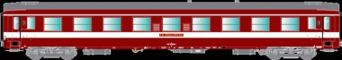 R37 HO42037 SNCF Personenwagen 1.Kl. Ep.4
