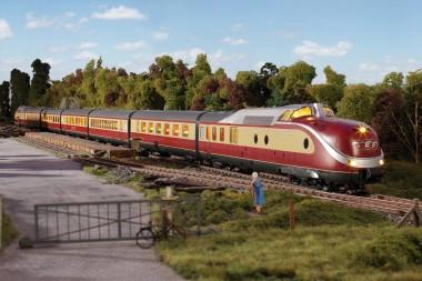 KM1 101155 DB Triebzug BR 602, 6-tlg Ep.4
