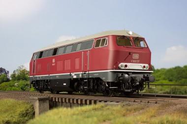 KM1 101614 DB Diesellok V160 Ep.3b