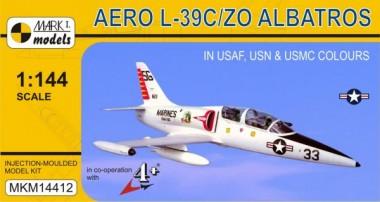 Mark 1 MKM14412 Aero L-39C/ZO Albatros