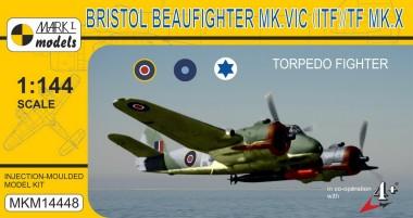 Mark 1 MKM14448 Beaufighter Mk.VIC (ITF) / TF Mk.X