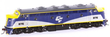 Auscision B76 CFCLA Diesellok B Class Ep.5