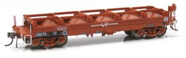 Auscision VSW-1 VR Coilwagen-Set 4-tlg Ep.4/5