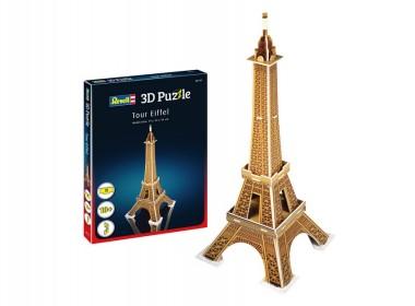 Revell 00111 3D Puzzle Eifelturm