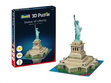Revell 00114 3D Puzzle Freiheitsstatue