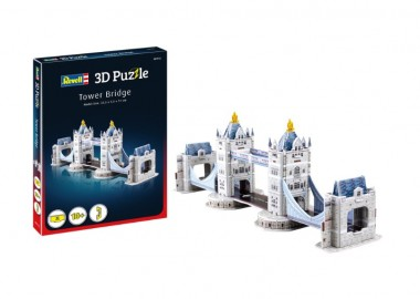 Revell 00116 Mini 3D Puzzle Tower Bridge