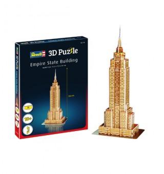 Revell 00119 Mini 3D Puzzle Empire State Building