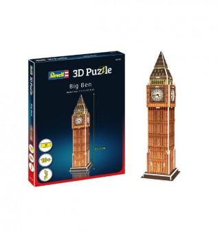 Revell 00120 Mini 3D Puzzle Big Ben