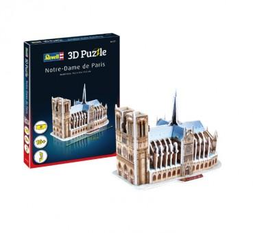 Revell 00121 Mini 3D Puzzle Notre Dame de Paris