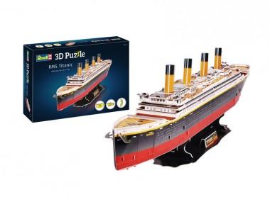 Revell 00170 3D Puzzle Titanic