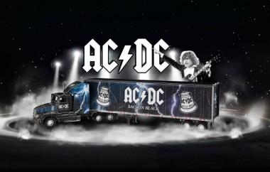Revell 00172 3D Puzzle AC/DC Tour Truck