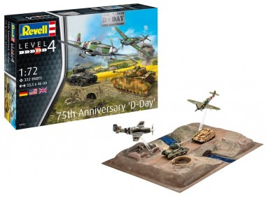 Revell 03352 D-Day Set - 75 Jahre