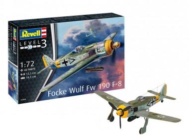 Revell 03898 Focke Wulf Fw190 F-8