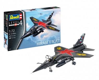 Revell 04971 Mirage F.1C 7 / CT