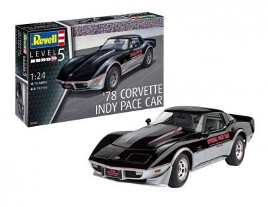 Revell 07646 78 Corvette (C3) Indy Pace Car