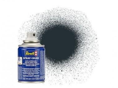 Revell 34109 Spray Color anthrazit (m) 100 ml