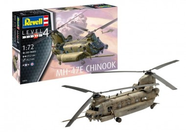 Revell 63876 Modell-Set: MH-47 Chinook