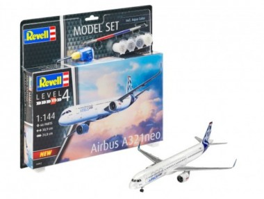 Revell 64952 Modellbauset Airbus A321 Neo