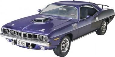 Monogram 12943 1971 Plymouth Hemi Cuda 426