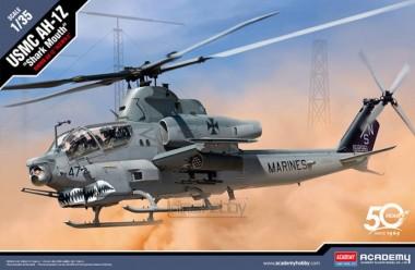 Academy 12127 USMC AH-1Z - Shark Mouth