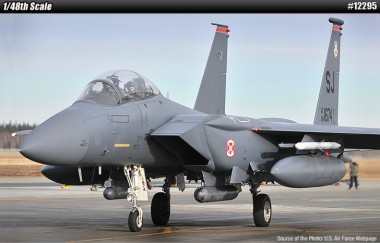 Academy 12295 F-15E Seymour Johnson