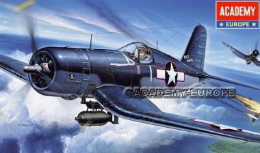 Academy 12457 F4U-1 Corsair