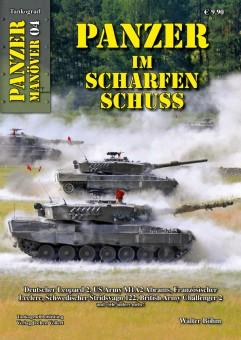 Tankograd PZM04 Panzer im Scharfen Schuss