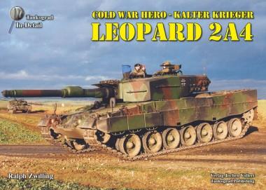 Tankograd TG-A4 Leopard 2A4 - In Detail