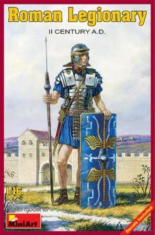 MiniArt 16007 Römischer Legionär 2. Jh,n,Chr.