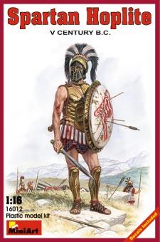 MiniArt 16012 Spartanischer Hoplit V. Jhdt. v.Chr.