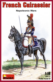 MiniArt 16015 French Cuirassier Napoleonic Wars