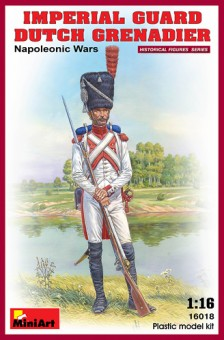 MiniArt 16018 Imperial Dutch Grenadier Napoleonic Wars