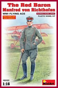 MiniArt 16032 Red Baron - Manfred v.Richthofen