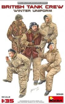 MiniArt 35121 British Tank Crew Winter Uniform