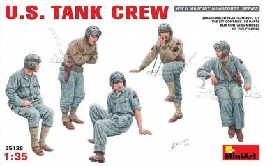 MiniArt 35126 US Tank Crew